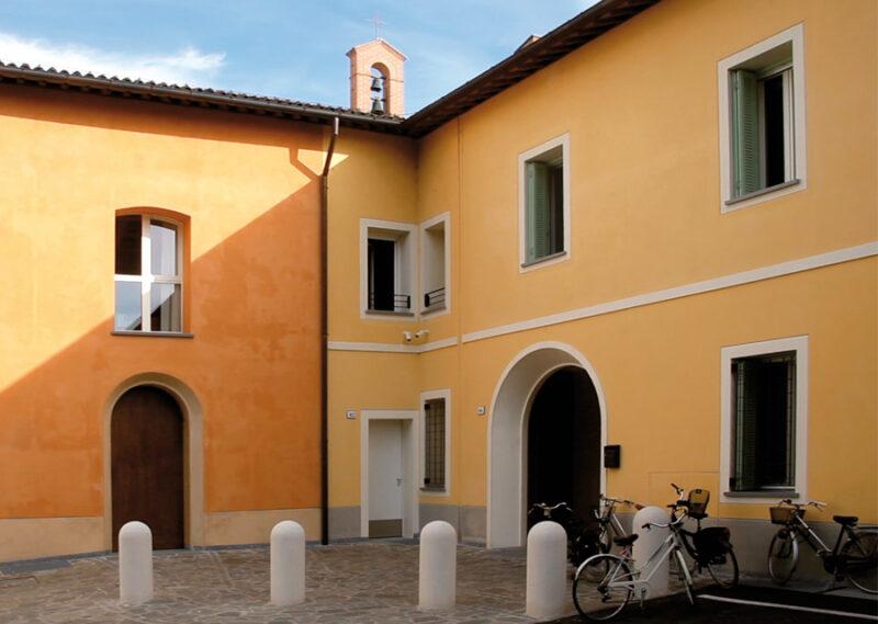 casa del clero