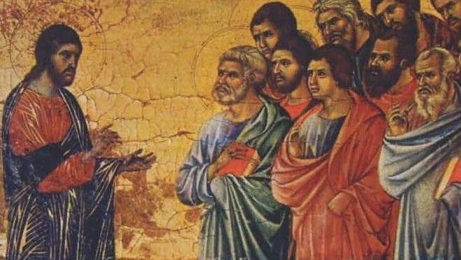 preghiera unità cristiani Gesù