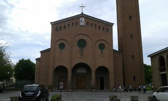 chiesa alfonsine