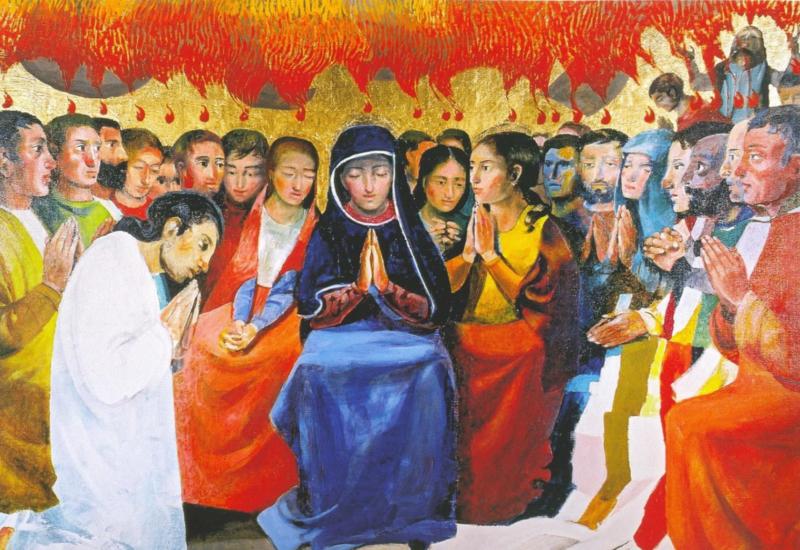 arcabas pentecoste